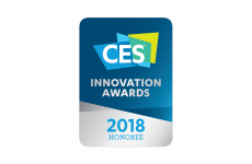 2018 CES INNOVATION AWARD FOR THE ANYWARE SMART ADAPTOR