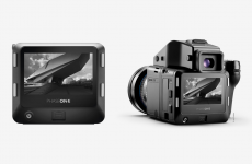 Phase One launches IQ3 achromatic black & white camera with our industrial design